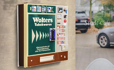 Zigarettenautomat Bremen